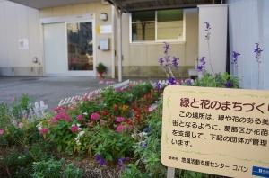 花壇コンクール エントリーNo.10
