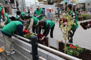 第3回亀有花風船の会イベント