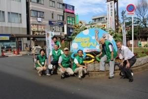 亀有花風船の会第6回イベント
