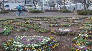 春まで続く
