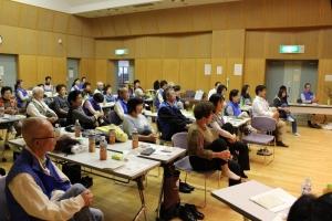 亀有花風船の会第2回イベント